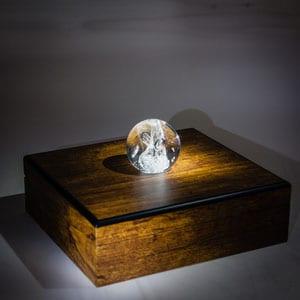 Impressionen Kristallbestattung