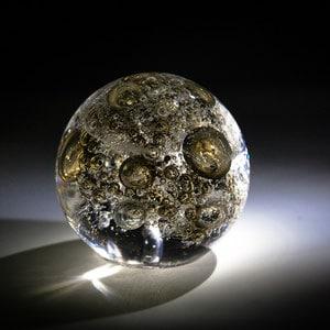 Impressionen Kristallbestattung Kristall Asche Kugel